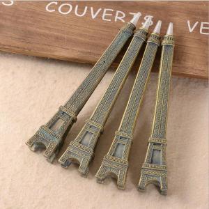Quality Novelty resin Eiffel Tower ballpoint pen for promotion souvenir gift for sale