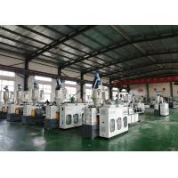 Quality PE Single Wall Corrugated Pipe Machine , Plastic Extrusion Lines for sale