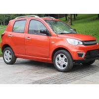 Buy cheap Air Condtioner Automatic Electric Car , 72V 4 KW Motor 4 Seats Small Electric from wholesalers