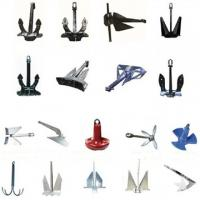 Quality Delta Hall Stockless Spek Bruce Steve AC-14 Danforth Admirality Marine Anchor for sale