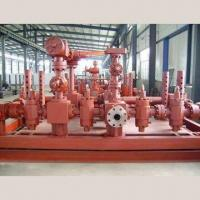Quality Choke Manifold, 14, 21, 35, 70 and 105MPa Pressure Ratings for sale