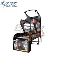 Quality Luxury Basketball Machine coin push game electronic basketball simulator for sale
