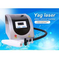 Quality Professional Laser Tattoo Removal Machine Q Switch Nd Yag Laser Machine for sale