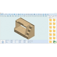 Quality Haixun furniture models software for sale