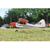 China 2.4Ghz 4ch Mini Piper J3 Cub High - Wing Trainer Ready To Fly RC Planes for Beginners on sale