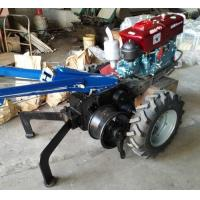 Buy cheap 60KN Electrical Cable Pulling Tools 5 Ton Hand Tractor Winch With Double Drum from wholesalers