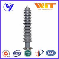 Quality 500KV HV Substation Lightning Arrester for Lighting Surge Protection Self Standing for sale