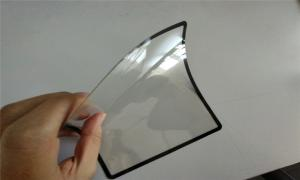 Quality High Stability Antistatic W500mm 100micron CPI Film Folded Phone Use for sale