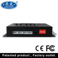 Quality 4CH Video Audio Vehicle Mobile DVR Surveillance Recording System 96 * 52 * 23MM for sale