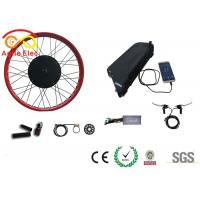 Quality Lightweight Convert Bike To Electric Kit , Electric Motor Conversion Kit For Bicycle for sale