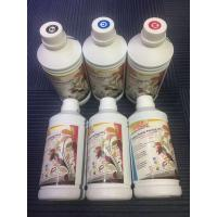Buy cheap CMYK Water Based Dye Sublimation Printing Ink Four Colors For Epson Piezo Heads from wholesalers