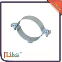 China Suspension Galvanized Pipe Clips Metal Cable Clamps -40 ℃ ~ 110 ℃ Working Temp on sale