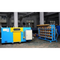 China 7.5KW 630 Copper Bunching Machine For 1.5 2.5 on sale