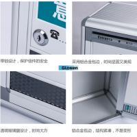 Quality Antiwear Metal Employee Lockable Suggestion Box 220*120*290mm for sale