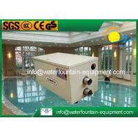 Buy 50Hz Electric Spa Heater For Circulation, Jacuzzi Hot Tub Heater CE Approved at wholesale prices
