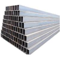 China Galvanized Seamless Square Tube (QYSS-007) on sale