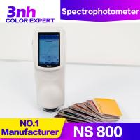 Quality 3nh Chroma Meter Portable Spectrophotometer NS800 Optical Geometry 45/0 Color Tester for sale