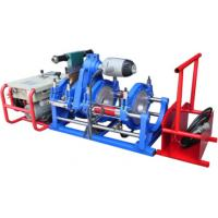Quality DN20mm-800mm heat fusion welding machine for hdpe pipe and fittings for water and gas for sale