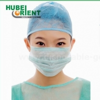 Quality Sine Use Nonwoven Medical Face Mask With Earloop for sale