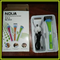 China NHC-2013 Electric Nose Hair Trimmer 3 in 1 Model Family Clipper Kit on sale