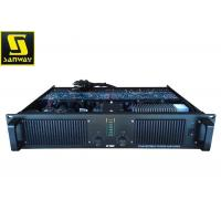 Quality 12.5 kg Two Channel OEM Power Amplifier 2800 Watts for Church for sale