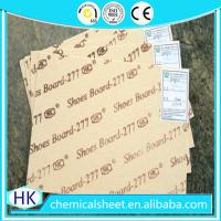 China High quaity for factory making 1.0Mx1.50M Cellulose insole board avalible printed custom logo on sale