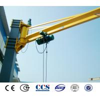 Buy cheap 5 ton widely used cantilever jib crane price for sale from wholesalers
