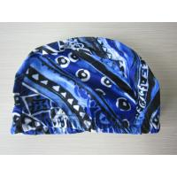 Professional custom Silicone swim cap made of nylon, spandex for women protecting hair