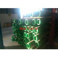 Quality Gewinderohre Seamless Steel Pipe Round Section For Welding / Threading 10255 for sale
