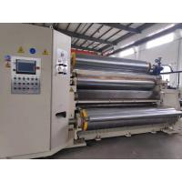 Quality HSF-408S Cassette Single Facer For Quick Change Roller 250m/Min Speed for sale