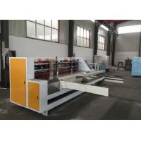 Quality Auto Feed Thin Blade Slitter Scorer For Corrugated Board Cutting for sale