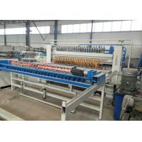Quality Square Hole Wire Netting Machine , Poultry Mesh Wire Mesh Weaving Machine for sale