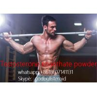Quality testosterone enanthate raw steroid powder white testosterone injection for sale