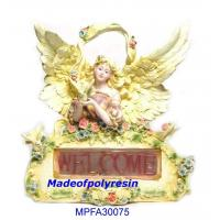 China resin angel,resin angel figurine & crafts on sale