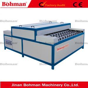 China Automatic Horizontal Glass Washing Machine on sale