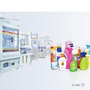 Quality PLC Control Touch Screen Automatic Bottle Capping Machine for sale
