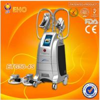 Quality 2015 HOT products  ETG50-4S fast slimming cryolipolysis for sale