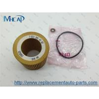 China Rubber Cartridge Oil Filter 11427566327 , Hydraulic Oil Filter Replace on sale