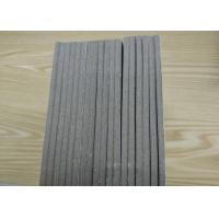 Quality Grey Laminated Paperboard , Grey Board 2mm to 4mm made by laminated machine for sale