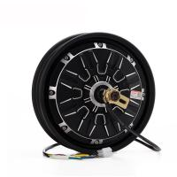 Quality 10 Inch Water Cooled Brushless DC Motor for sale
