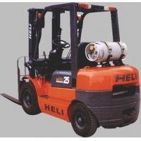 Buy cheap 3 ton gasoline/natual gas dual-fuel hybrid power forklift from wholesalers