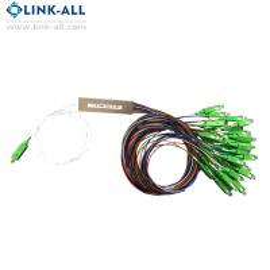 Quality Hot sale 1x64 passive Blockless Fiber PLC Splitter for data center for sale