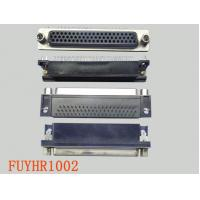 Quality High Desity 44P Right Angle PCB Female D-sub Connectors With Jack Screws for sale