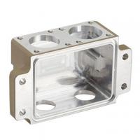 Buy cheap High Precision Aluminium Die Castings , White Machined Box For Equipment from wholesalers