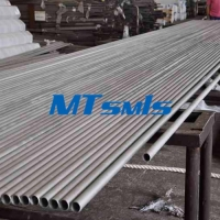 Quality ASTM A789 Seamless S32750 3/4Inch Duplex Steel Tube for sale