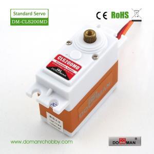 Quality DM-CLS200MD DOMAN RC hobby accessory High torque metal gear coreless motor 20kg digital Servo for sale