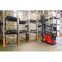 Buy cheap Heavy Duty Drive In Racking System Corrosion Protection Space Saving from wholesalers