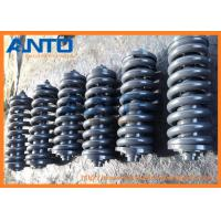 Quality High Heat Treatment EX300 Track Spring For Heavy Machinery Spare Parts for sale