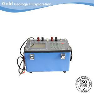 Quality High Accuracy Electronic Deep Seeking Metal Detector for sale