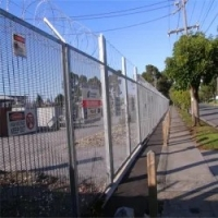 Quality Professional Factory PVC Coated Welded Wire Fence Mesh Panel Price. for sale